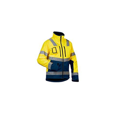 Blaklader - Veste Softshell haute visibilité 49002517