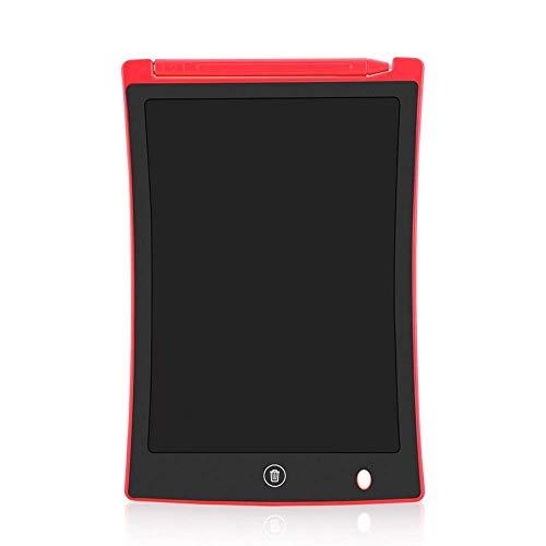 Vhpperfg Mini LCD elektronische Tablet Kinder Graffiti Früherziehung Zeichenbrett 5 Zoll (Color : Wei, Size : -)