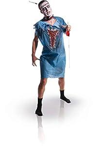 morris costumes - Disfraz de zombi para hombre, talla única (I-3706)