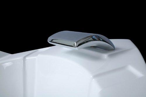 Luxus Whirlpool Badewanne 152x152 mit Vollausstattung (Massage) - 6