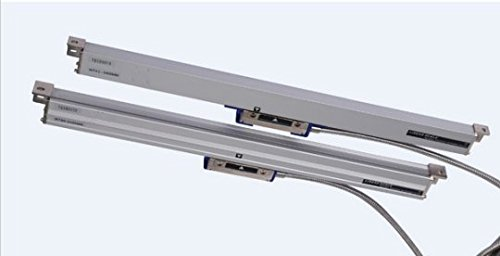 Escala digital lineal GOWE torno accesorios WTA11micron lineal cristal escala 400mm para fresadora