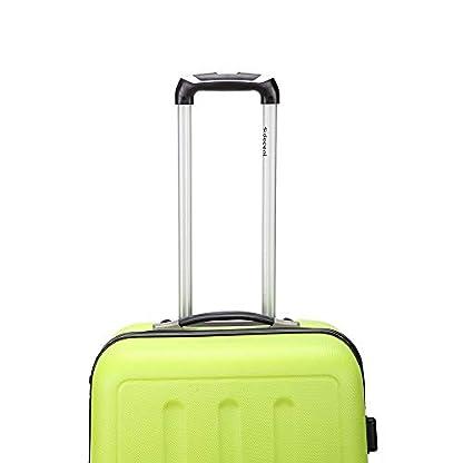 Decent-Neon-Fix-Handgepck-Trolley-55cm-Zitrone