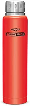 Milton Thermos Stainless Steel Water Bottle Elfin 750 (Red)
