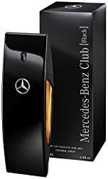 Mercedes-Benz Club Black by Eau De Toilette Spray 100 ml -/100 ml (- perfume for men)