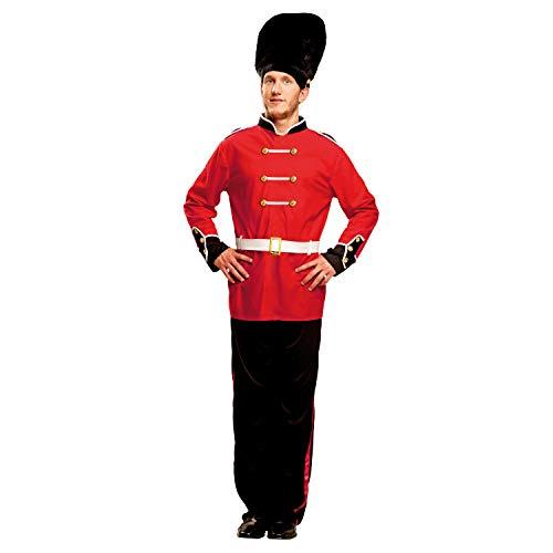 Engländer Kostüm - My Other Me Kostüm der englischen im Gebäude gibt für Herren Größe L