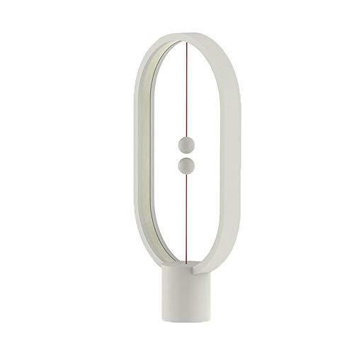 ✔ Heng Balance Lamp. Descripción: La lámpara Heng Balance Lamp de diseño moderno se integra en todas las habitaciones de tu casa. Su funcionamiento único por magnetismo lo convierte en un maravilloso objeto de decoración. Seguro y de bajo consumo, pr...