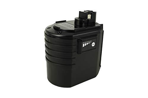PowerSmart 24V 3000mAh NiMH Batterie pour Würth WA 24V,...