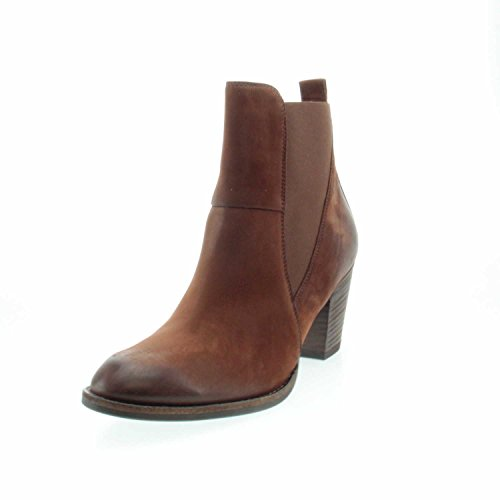Paul Green9103-018 - Chelsea Boots Donna Marrone