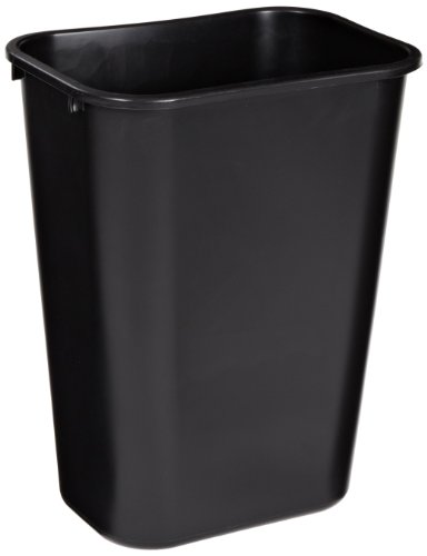 rubbermaid-commercial-1025gal-soft-molded-plastic-rectangular-trash-can-black
