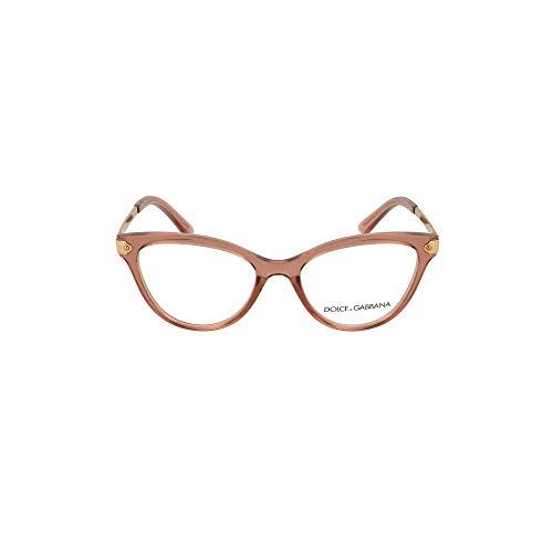 Ray-Ban Damen 0DG5042 Brillengestelle, Schwarz (Transparente Pink), 51