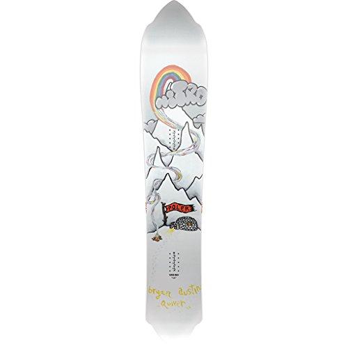 Nitro Snowboards Herren The Quiver Nuat ´17 Snowboard (Burton Snowboard-anfänger)