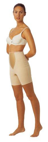 LANAFORM Classic Line, Guaina amincissante-Combat Cellulite e Pelle di Arancione Beige XS