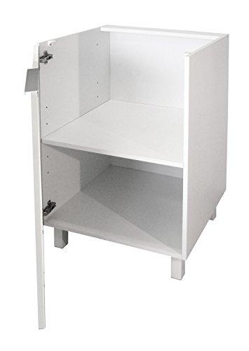 Berlenus cp6bb mobile basso da cucina con 1 anta 60 x for Mobile basso da cucina