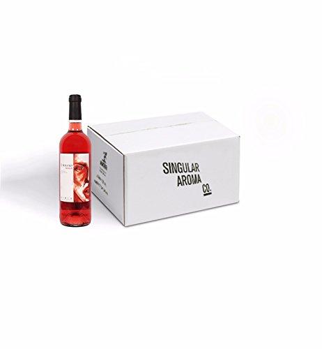 Pack De 6 Botellas De Vino Rosado El Joyero Do Rioja Cosecha 2015