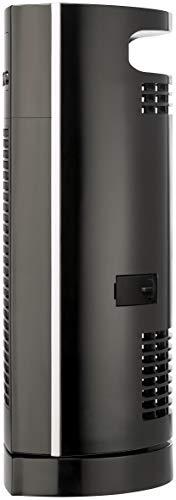Rowenta Artik Crystal Ventilador Torre De Pie,  30 W,  Metal,  plástico,  Negro (Reacondicionado)