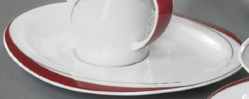 Seltmann Weiden Top Life Kombi-Untertasse oval 19x15,5 cm Mirage