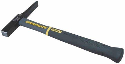 Stanley 1-54-904 - Martillo electricista mango grafito 200g - 18 mm 7d7c2484e6ca