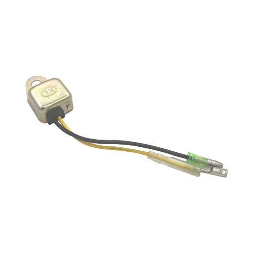Shioshen Niedrigem Ölstand Sensor Alarm für HONDA GX160 GX200 GX240 GX270 GX340 GX390 Motor-Generator Mäher Wasser Pumpe Motorenteile