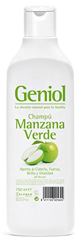 GENIOL - GREEN APPLE shampoo 750 ml-unisex
