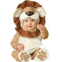 Babys Infant Liebenswert Löwe Kostüm 0-6 Monate 18-23 Monate (Baby Gaga Kostüm)