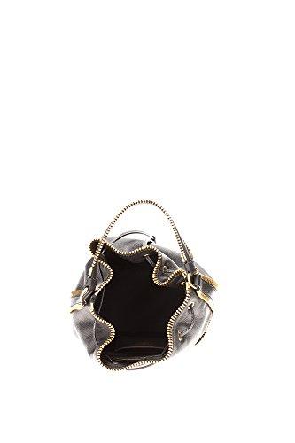 7a744680030555 Moschino Sac à main Femme Cuir Noir Noir