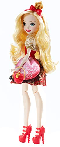 Apple White - Ever After High Puppe 2013 (Englische Version) (Ever High After Apple)