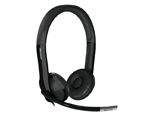 Price comparison product image Microsoft LifeChat LX-6000 - headsets (Wired, USB, PC/Gaming, Supraaural, 75 - 20000 Hz, Binaural)