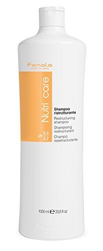 Bella Shampoo (Fanola Nutri Care Shampoo 1000 ml Feuchtigkeits-Shampoo)