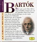 Béla Bartók: Musik für Saiteninstrumente, Schlagzeug und Celesta - Konzert für Orchester / Boston Symphony Orchestra / Seiji Ozawa / Berliner Philharmoniker / Lorin Maazel (La Gran Musica: Classical Collection. Buch und CD)