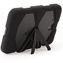 "Griffin Survivor All-Terrain 7"" Carcasa rígida Negro - Fundas para tablets (Carcasa rígida, Samsung, Galaxy Tab A, 17,8 cm (7""), Negro)"