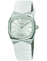 Breil Milano BW0419 - Reloj de mujer de cuarzo, correa de piel color negro