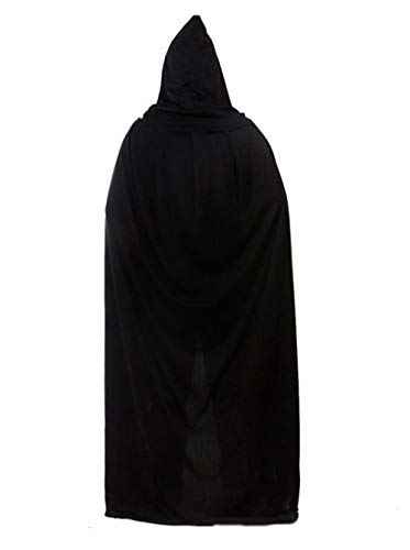 OENKIKIN Halloween Kostüme Adult Hexen Mantel Hexen Black Tod Cloak Vampire Magic Cloak Halloween-Faschingspartys Halloween Kostüme und Masquerade Cosplay Design