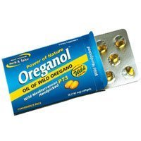 Oreganol P73 Blister Pack, 10 Soft gels (Pack of 2) by NORTH...