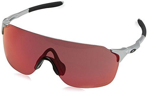 Oakley Herren 0OO9386 Sonnenbrille, Schwarz (Silver), 40