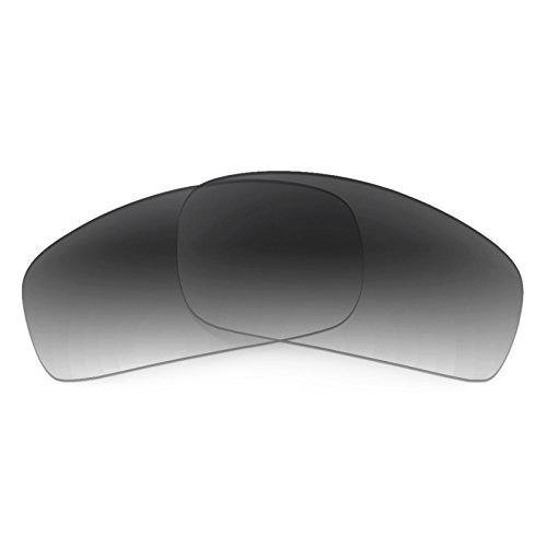 Revant Ersatzlinsen für Oakley Monster Pup Grau Gradient