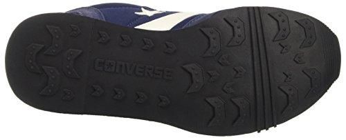Converse Auckland Racer Ox, Sneakers Mixte Adulte Bleu (Navy/navy/natural)