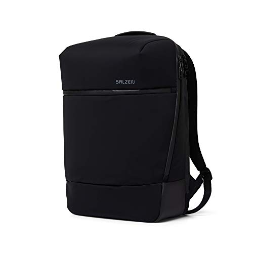 SALZEN Sharp Business Rucksack, Trolley Sleeve, Laptopfach, 20 Liter -
