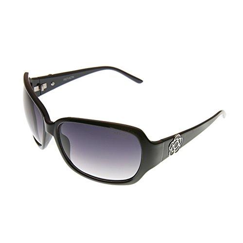 Revlon Sonnenbrille Sunglasses schwarz R8106A