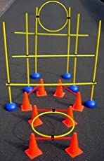 Trainer-Hindernisparcours Paket I für Tennis Trainerbedarf