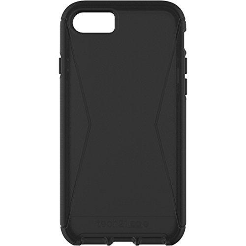 Tech21 Evo Tactical Schutzhülle mit FlexShock Aufprallschutz für iPhone 7 - Schwarz