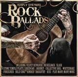 VARIOUS - SIMPLY THE BEST ROCK BALLADS (2X CD) -