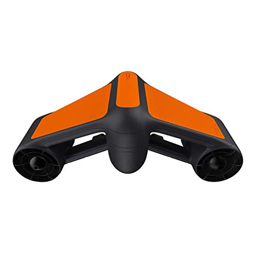 REIP Trident Submarine Scooter Swimming Booster Diving Device Accelerator Power 600W, Deep Water 50 m, 2 configurations, Orange