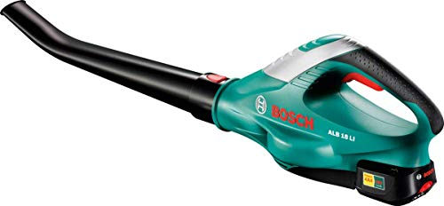 Bosch ALB 18 LI Cordless Leaf Blower with 18 V 2.5 Ah Lithium-Ion Battery