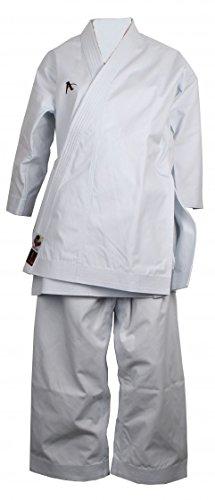 Arawaza Bernstein WKF Karate-Evolution Blanc Femme Taille 190