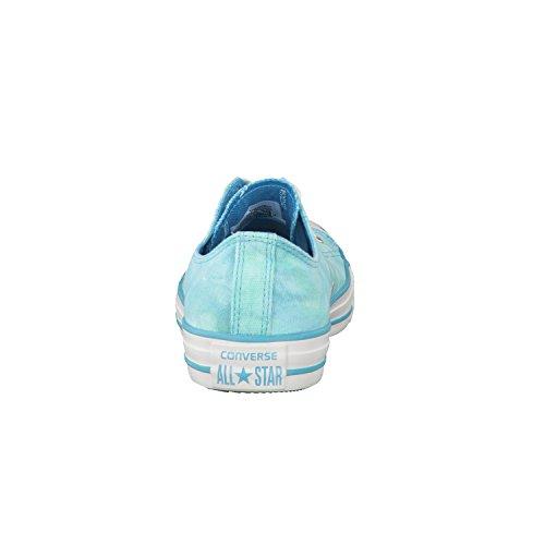 Converse AS Tie Dye Ox Tex Mesange Blau