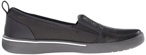 Clarks Penwick Albee piatto Dark Grey Leather