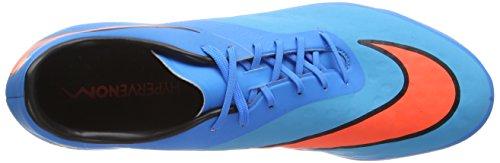 Nike - Hypervenom Phatal Fg, Scarpa Da Calcetto da uomo Blu (clrwtr/ttl crmsn-bl lgn-blk 484)