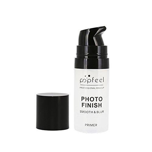 Allbesta Liquid Make-up Primer Basis Grundierung Flüssiges für unsichtbare Poren und ein angenehmes Hautgefühl feuchtigkeitsspendend 15ml -