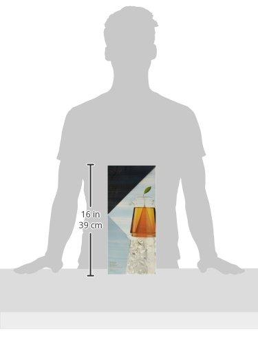 Kit de jarra para remojar el té para el TÉ SOBRE HIELO de Tea Forte e infusor de té helado con una caja de muestras con 5 mezclas de té diferentes