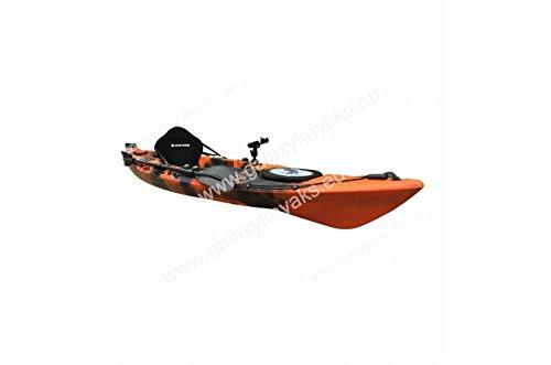 Galaxy Kayak de Pesca Alboran (Tiger)